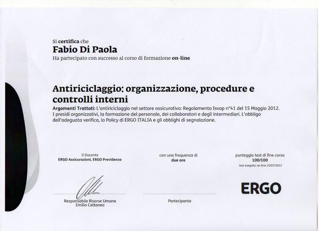 Antiriciclaggio: organizzazione, procedure e controlli interni